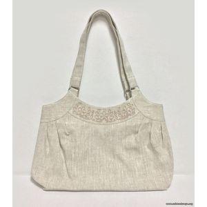 Льняные сумки.  Единица. ткань: натуральный лен.  СУМКА рис.4170...
